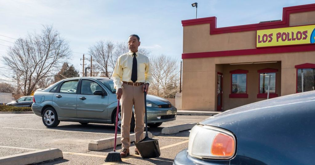 Gus Fring is the worst character on 'Better Call Saul'