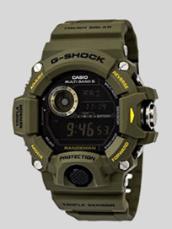 2.G-SHOCK RANGEMAN MASTER OF G GW-9400-3CR