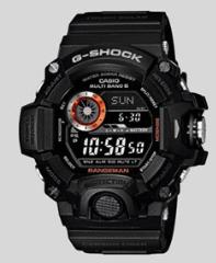 6. CASIO GW-9400BJ-1JF G-SHOCK MASTER OF G RANGEMAN
