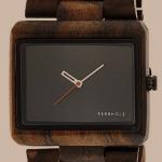 Kerbholz Reineke Sandal Wood Watch