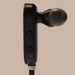 JayBird Freedom Bluetooth Earbuds, Retail Packaging, Midnight Black