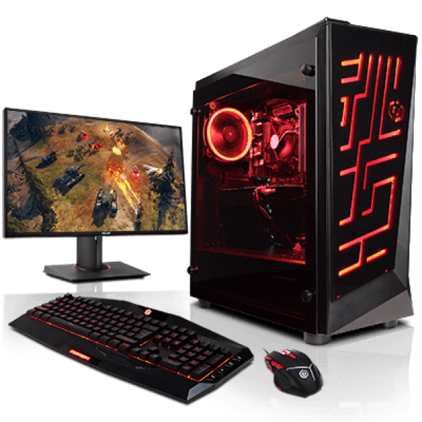 Daily Deal RyZen VR Gaming  PC