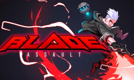 Blade Assault is a Dystopian 2D Roguelike Platformer Coming to Switch, PS4, and PC
