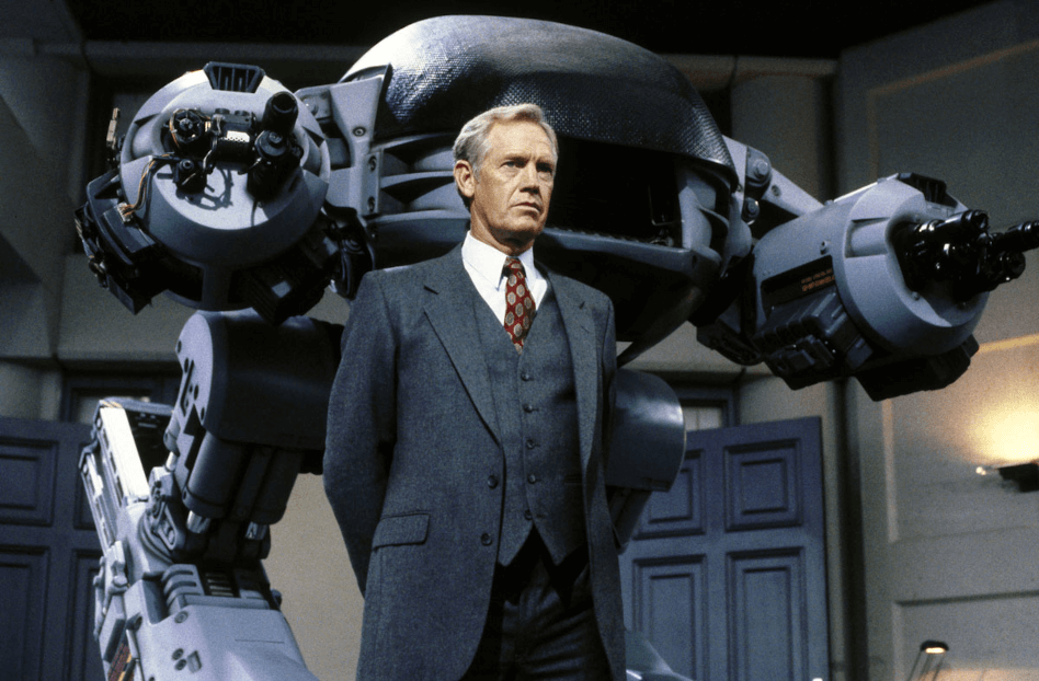RoboCop Prequel Series Following Dick Jones