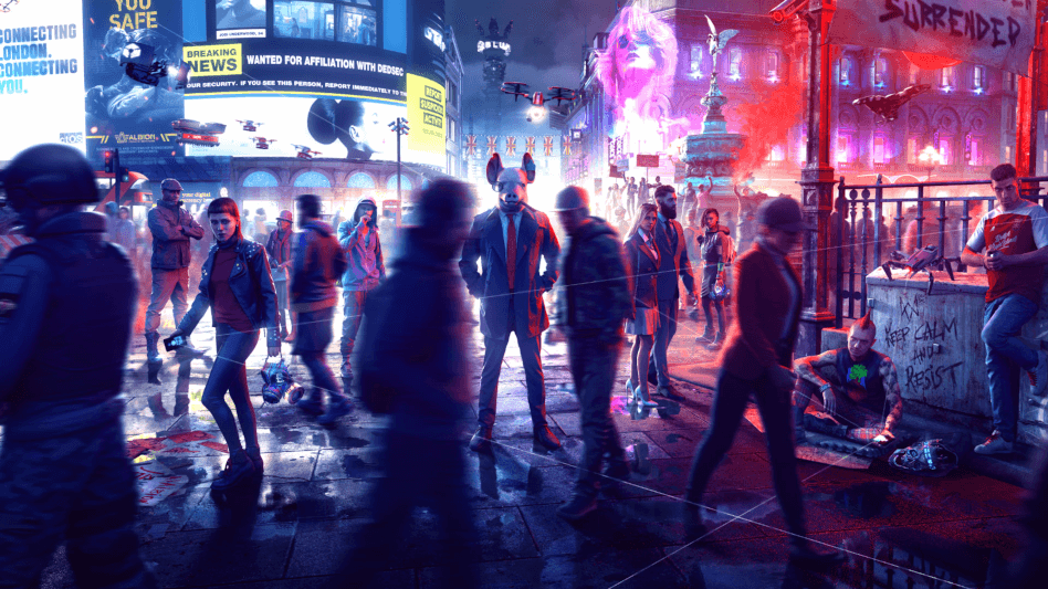 Watch Dogs: Legion Release Dates
