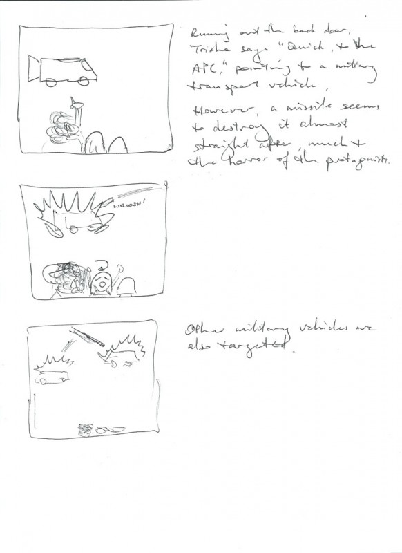 Storyboard page 5