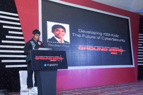 Developing r00t-Kidz: The future of Cybersecurity – Ground Zero Summit (2014)