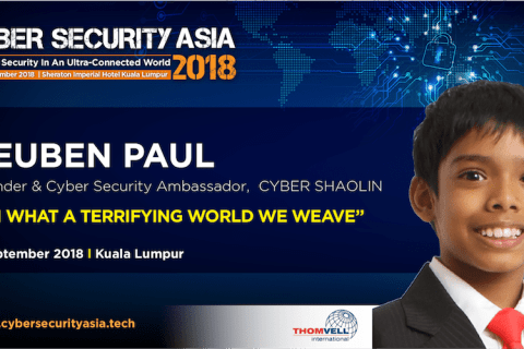 Oh What a Terrifying World we Weave – CyberSecurity Asia (2018)