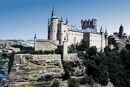 Alc 225 Zar Of Segovia Route Of Cities Segovia