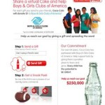 Coke's Combination of Traditional and Social Media Marketing