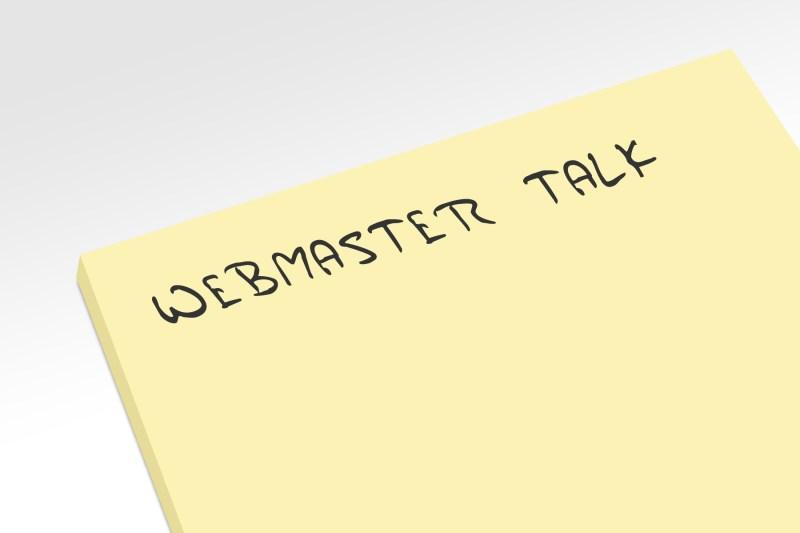Google Webmaster Console