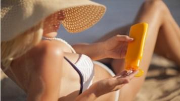Soleil : 11 trucs pour prévenir le vieillissement de la peau!