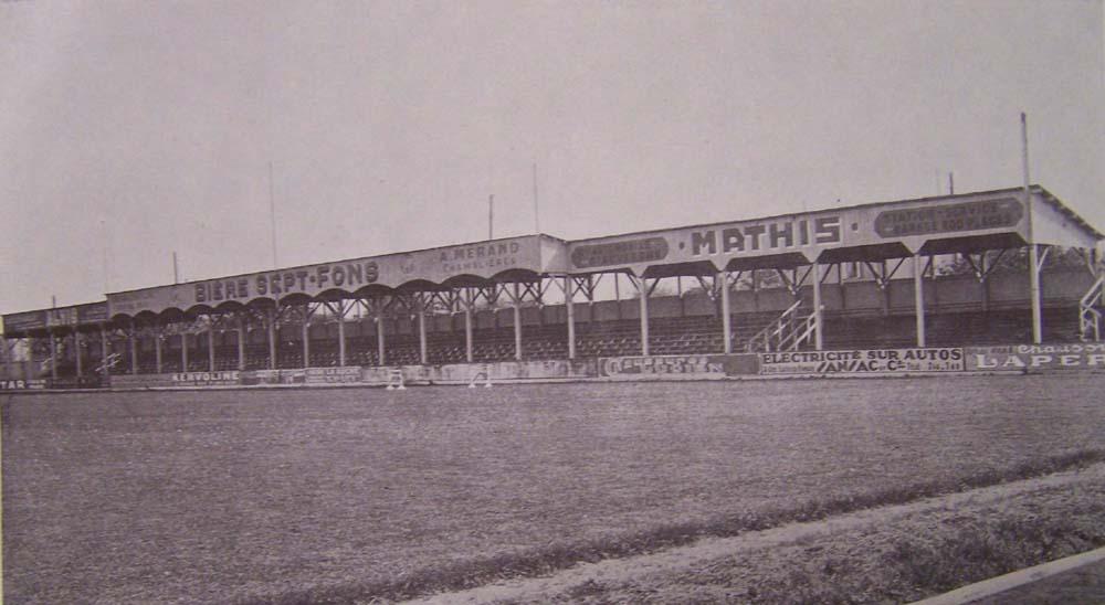 Le Parc Des Sports Marcel Michelin PDSMM