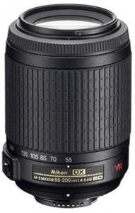 Nikon 55-200mm f/4.5-5.6