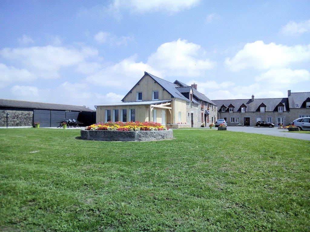 Chambres D Hotes Etoile Des Greves Vue Mont St Michel Chambres A Ardevon Dans La Manche 50 Baie Du Mont Saint Michel Normandie Bretagne