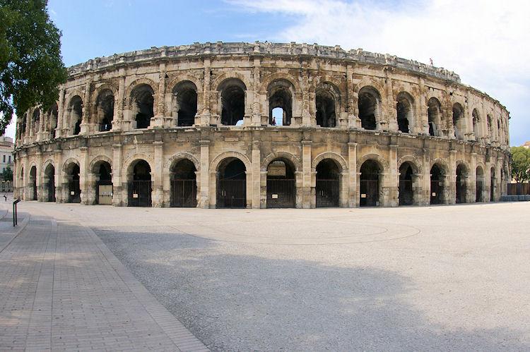 Tourisme Nmes Gard