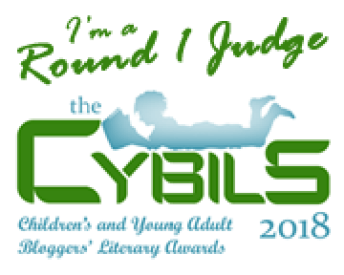 2018 Cybils Round 1 Judge logo