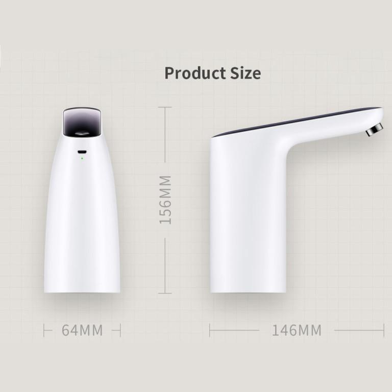 Water Jug Pump For Gallon Xiaomi Mijia 3life-5