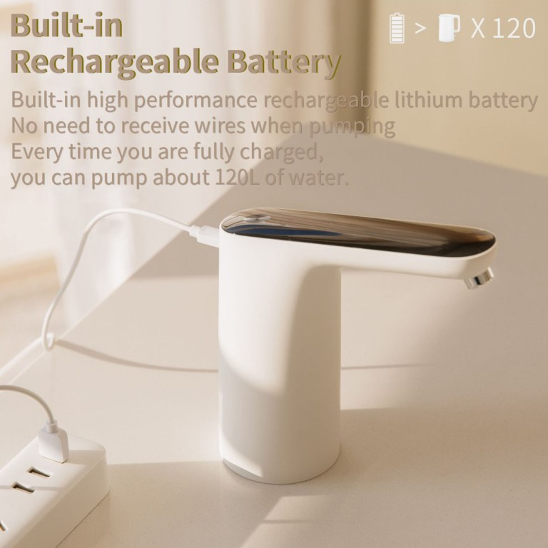 Water Jug Pump For Gallon Xiaomi Mijia 3life-7