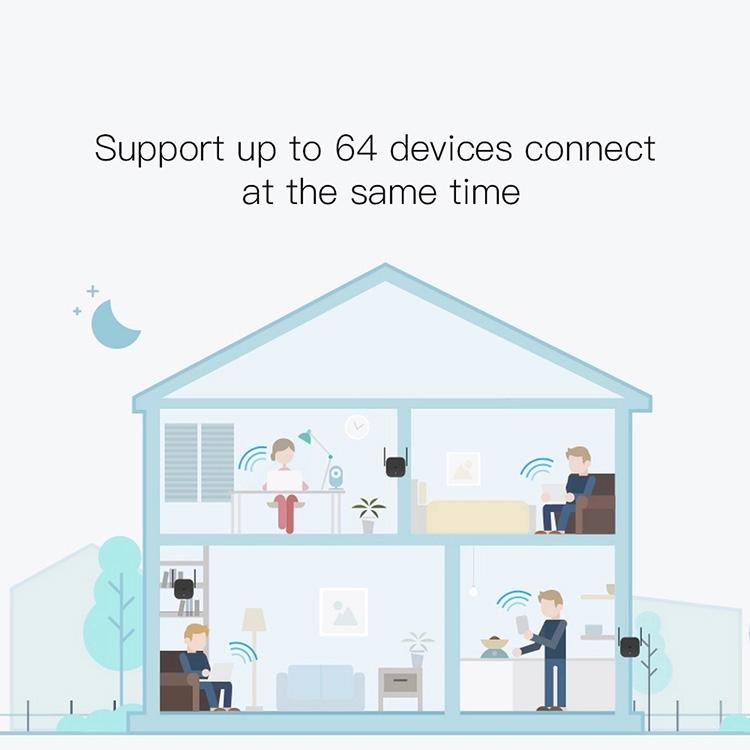 WiFi Signal Booster Xiaomi Mijia 300M Pro