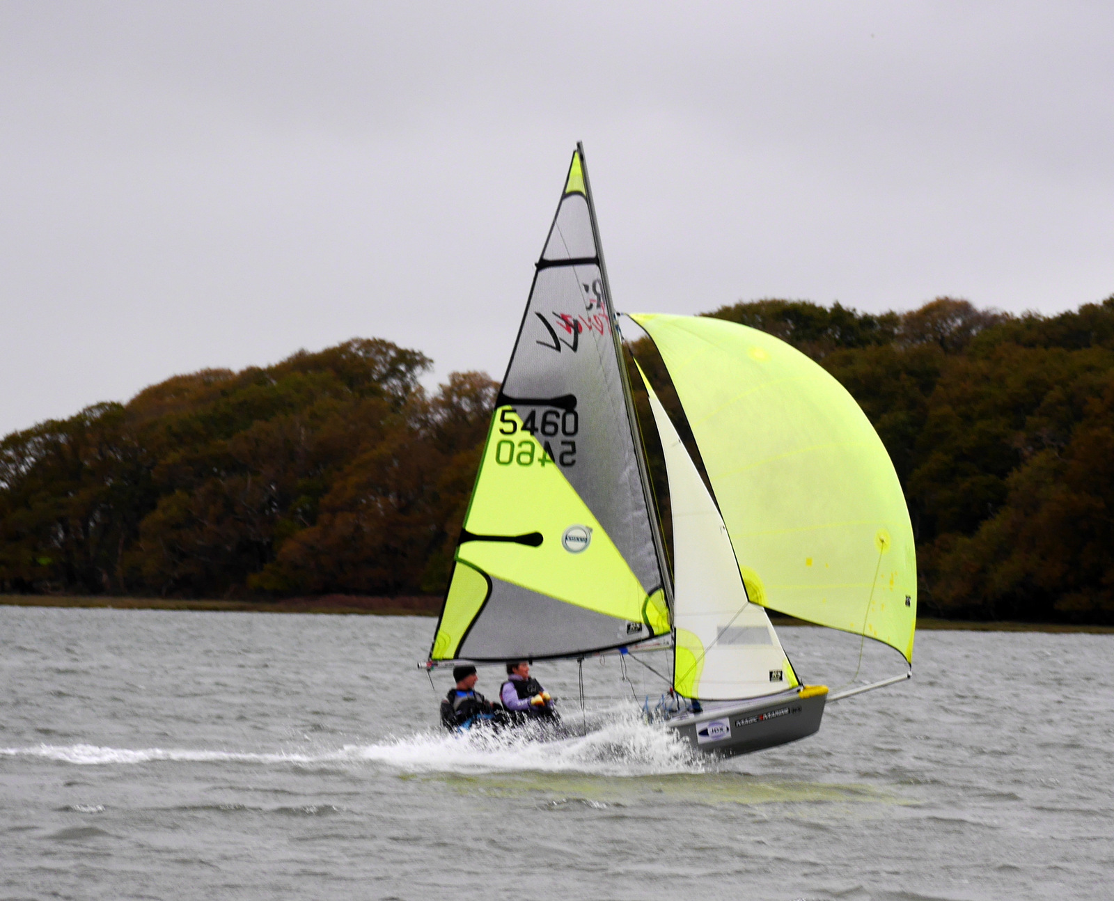Rs Feva Chichester Yacht Club