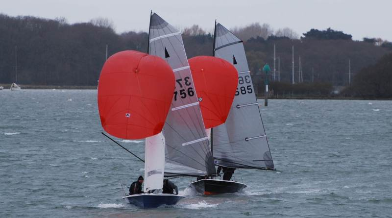 Snowflake Series – Race Day 4 Sunday 21st Feb • Chichester Yacht Club