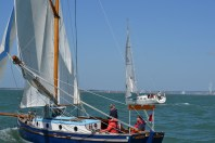 Cowes and Back Race