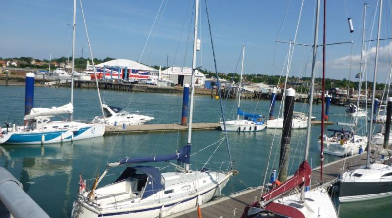 Cowes And Gosport Cruise May 23rd 26th Chichester Yacht