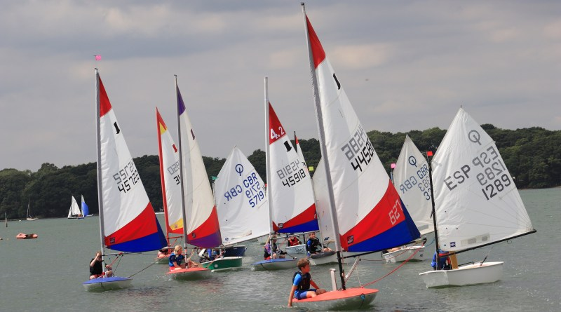 RYA Dinghy Sailing Courses are now open for booking