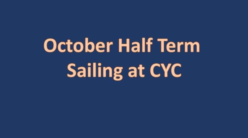 October Fun Half Term