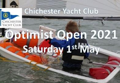 CYC Optimist Open