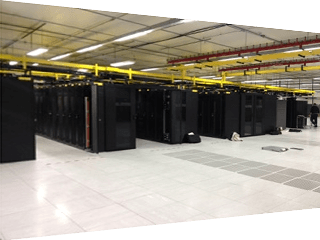 Cyceo relocalisation data center