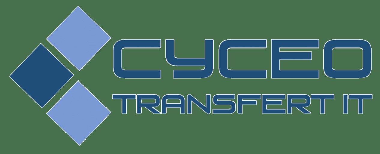 LOGO CYCEO TRANSFERT