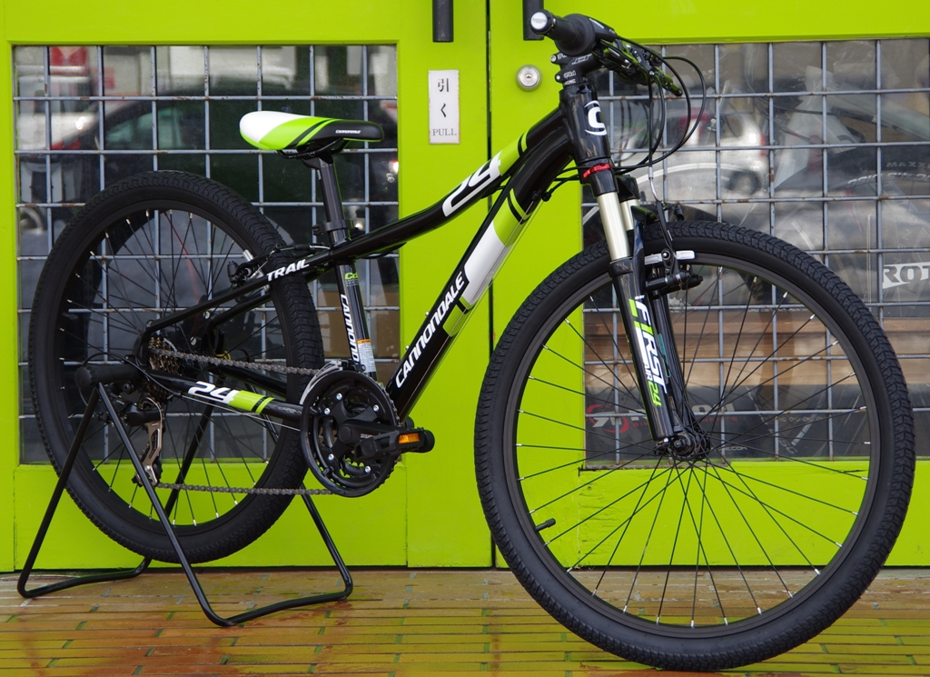 My Bikes vol.041 cannondale Race24