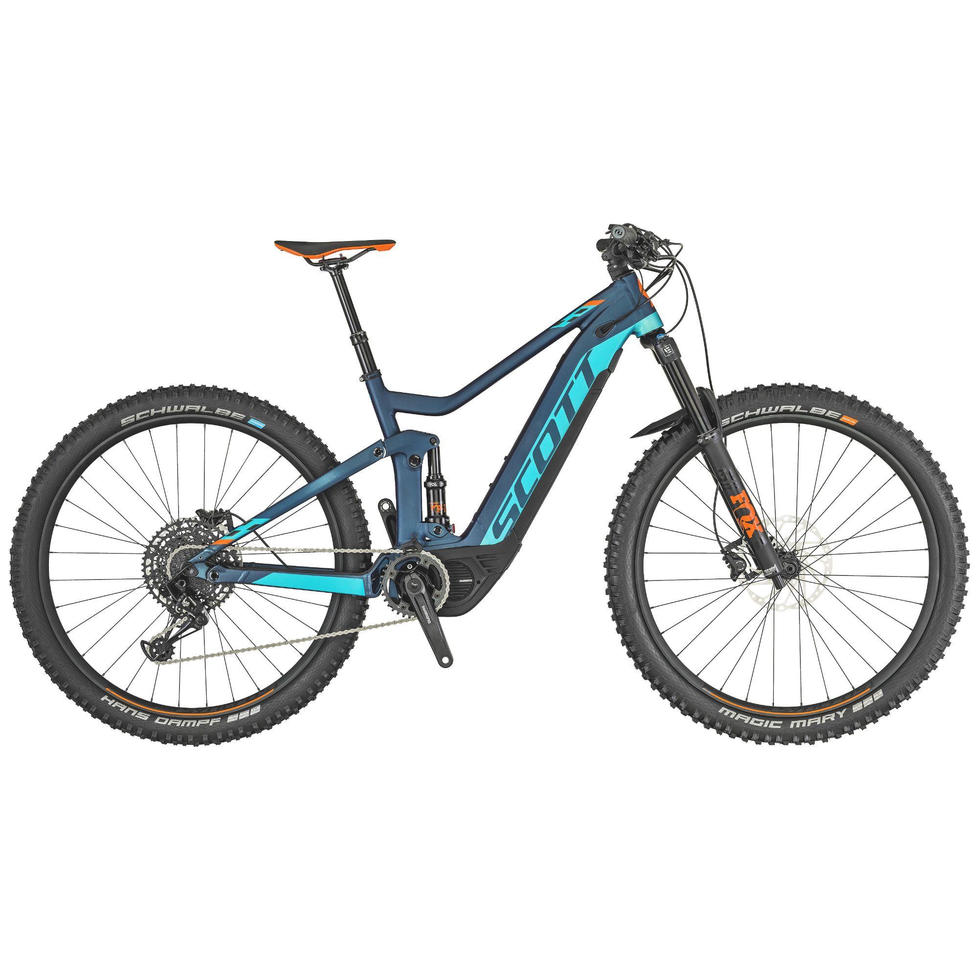 Scott Genius Eride 720 Mountain Electric Bike
