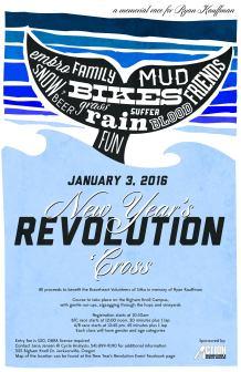 New Year's Revolution Cross