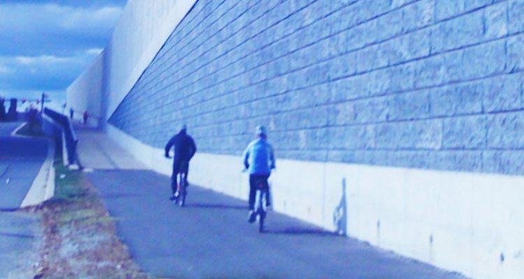 Cycleboredom   Wilson Bridge on Mt Vernon Trail