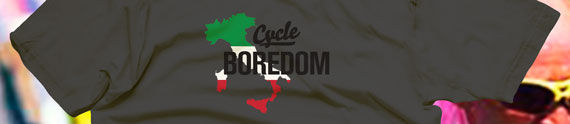 Cycleboredom | Italian Flag Of Boredom
