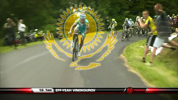Cycleboredom | Vinokourov's Last Attack