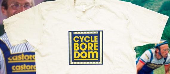 Cycleboredom | DOPINGSTOUR STARS T-SHIRT: Castorama - Remix Shirt