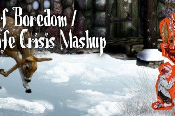 Cycleboredom | WANT: MY 12 DAYS OF BOREDOM/40TH B-DAY MIDLIFE CRISIS MASHUP