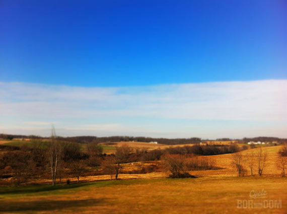 Cycleboredom | Hometown Hoedown Hill Hunt - Scenic Overlook