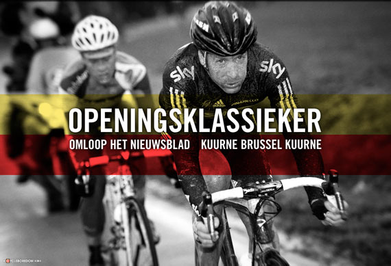 Cycleboredom | OPENINGSKLASSIEKER Weekend Preview