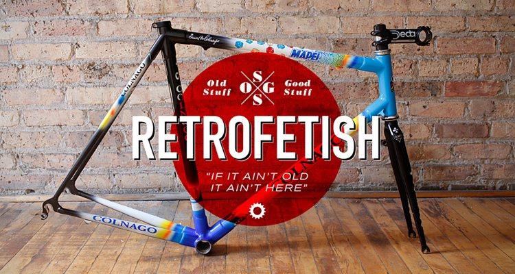RETROFETISH: The Colnago C40