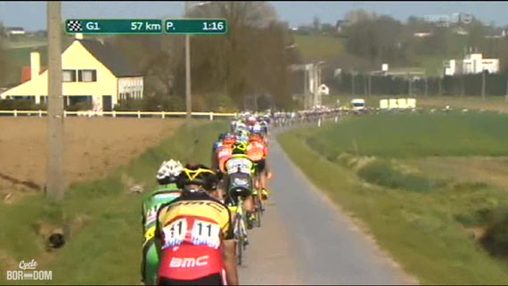 Cycleboredom | Screencap Recap: Dwars Door Vlaanderen & E3 Prijs Vlaanderen - Harelbeke - Belgian Tailgunner