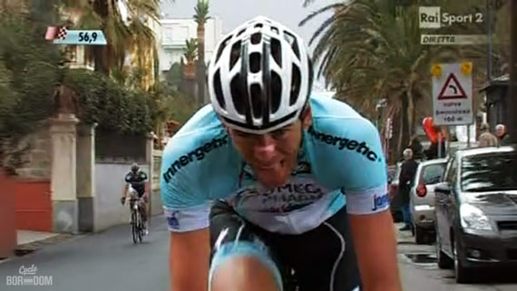 Cycleboredom | Screencap Recap: Milan-San Remo - Stijn And The Tongue