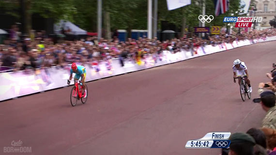 Cycleboredom | Screencap Recap: Men's Olympic Road Race - ¡¡Mierda!!