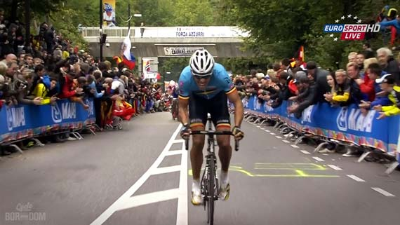 Cycleboredom | Screencap Recap: #Limburg2012 - Long Finish