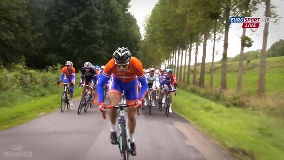 Cycleboredom | Screencap Recap: #Limburg2012 - Dutch Attack