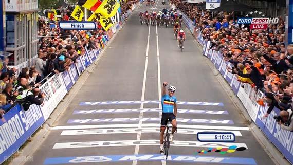 Cycleboredom | Screencap Recap: #Limburg2012 - Wereldkampioen